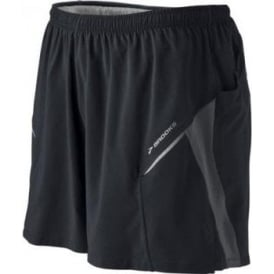 Brooks Sherpa III Running Shorts Black Mens