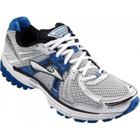 Brooks Defyance 6 Road Running Shoes Olympic/Silver/Pavement/Black/White Mens
