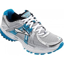 Brooks Defyance 6 Road Running Shoes EuroBlue/Pavement/Silver/Black/White Women's