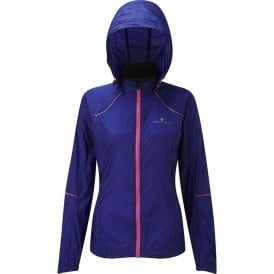 Ronhill Trail Microlight Jacket Midnight/Fuschia Women's