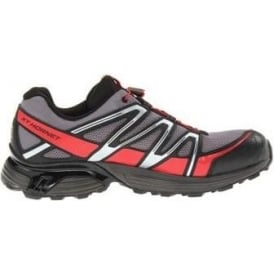 Salomon XT Hornet Trail Running Shoes Detroit/Black/Bright Red Mens