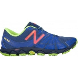 New Balance WT1010B2 Minimalist Trail Running Shoes Blue Women's