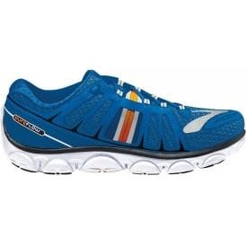 Brooks Pure Flow 2 Minimalist Road Running Shoes Skydiver/Orangeade/Silver/Black/White Mens