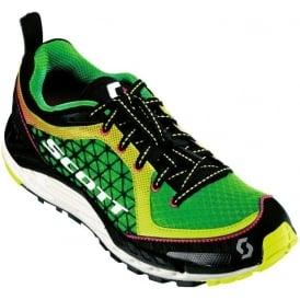 Scott Kinabalu T2 Trail Running Shoes Green/Pink Women's