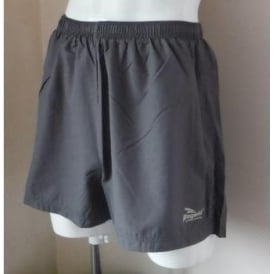 Rogelli Sportswear Taranto Running Shorts Anthracite Mens
