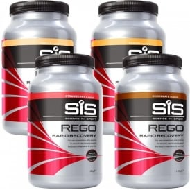 Science In Sport Rego Recovery Powder 1.6kg tub
