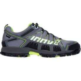 Inov8 Terroc 345 GTX Waterproof Trail Running and Walking Shoes Black/Lime