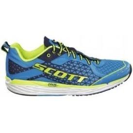 Scott T2 Palani Road Running Shoes Blue/Green Mens