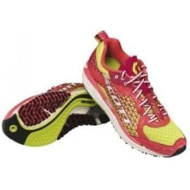 Scott T2 Palani Road Running Shoes Green/Red Women's