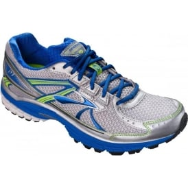 Brooks Defyance 7 Road Running Shoes Silver/Yellow (D WIDTH - STANDARD) Mens