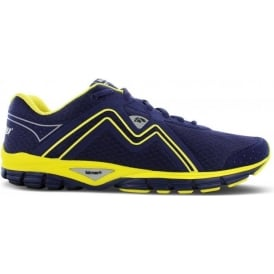 Karhu Steady 3 Fulcrum Road Running Shoes Deep Navy/Aurora Mens