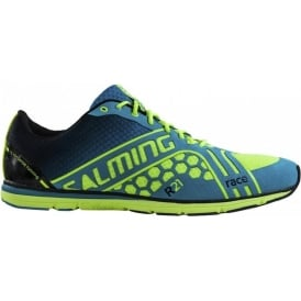 Salming Race Shoe Cyan/Yellow Womens