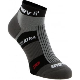 Inov8 Race Ultra Sock Low Twin Pack Black/White