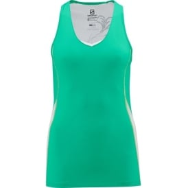 Salomon Start Running Tank Womens