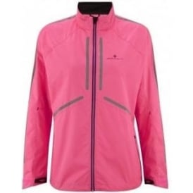Ronhill Vizion Photon Jacket Fluo Pink/Wildberry Womens