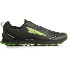 Altra Superior 2.0 Zero Drop Running Shoes Grey/Green Mens
