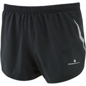 Ronhill Advance Cargo Freedom Short All Black Mens