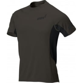 Inov8 Base Elite Short Sleeve Running Tee Black Mens