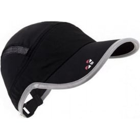 Lifebeam Smart Hat that measures Heart Rate Black/Silver