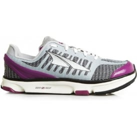 Altra Provision 2.0 Zero Drop Running Shoes White/Purple Womens