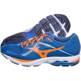 Mizuno Wave Ultima 6 DarkBlue/Orange/White Mens
