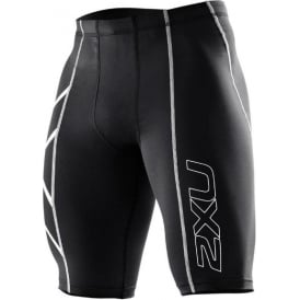 2XU Compression Short Black Mens