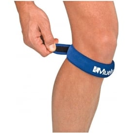 Mueller Jumpers Knee Strap Blue
