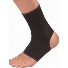 Mueller Elastic Ankle Support Black (Moderate)