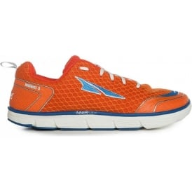 Altra Instinct 3 Orange Mens Zero Drop Road Running Shoes