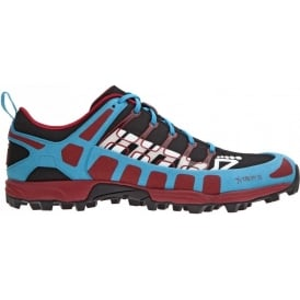 Inov8 X-Talon 212 Fell Running Shoes MENS PRECISION FIT Black/Blue