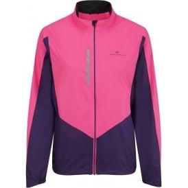 Ronhill Vizion Windlite Jacket AW15 Pink Womens