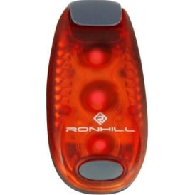 Ronhill Light Clip Glow Red