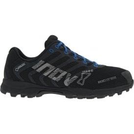 Inov8 Roclite 282 GTX Trail Shoes with Waterproof Upper Black/Blue Mens