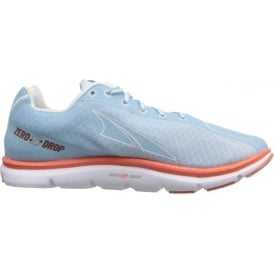 Altra The One Squared Blue Womens