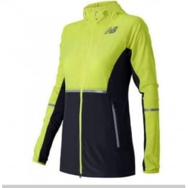 New Balance Beacon Jacket Womens