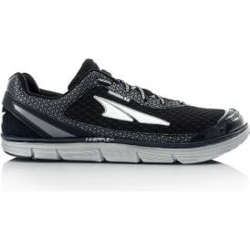 Altra Intuition 3.5 Black/Silver Womens Zero Drop Road Running Shoe