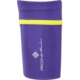 Ronhill Stretch Arm Pocket Electric Purple/Sun