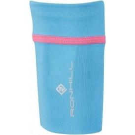 Ronhill Stretch Arm Pocket Sky Blue/Rose