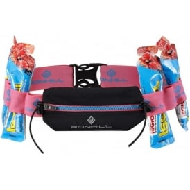 Ronhill Cargo Belt Black/Rose