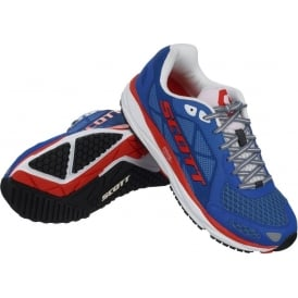 Scott Palani Trainer Blue/Red Mens