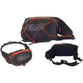 OMM (formerly Kimmlite) Phantom 3 Litre Waist Pouch Black/Orange