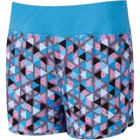 Ronhill Aspiration Rhythm Short Rose Print Womens