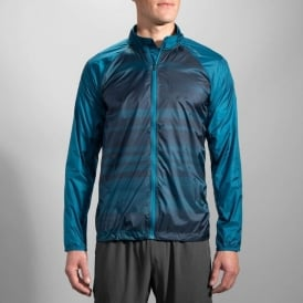 Brooks LSD Jacket River Blur Mens