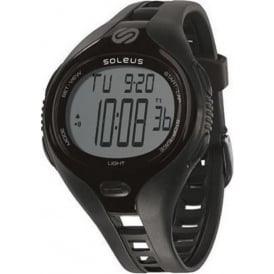 Soleus Dash Large Black