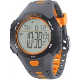 Soleus Contender Grey/Orange