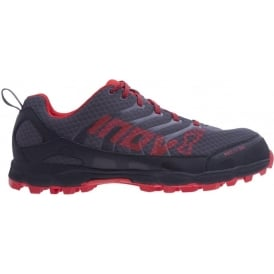 Inov8 Roclite 280 STANDARD FIT Mens Trail Running Shoes Grey/Red