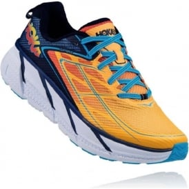Hoka Clifton 3 Blue/Gold Mens