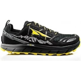 Altra Lone Peak 3.0 Mens Trail Running Shoes Black/Yellow