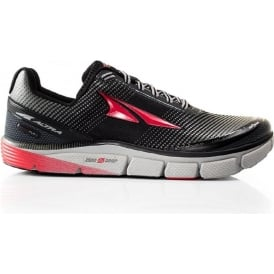 Altra Torin 2.5 Black/Red Mens Zero Drop Road Running Shoes