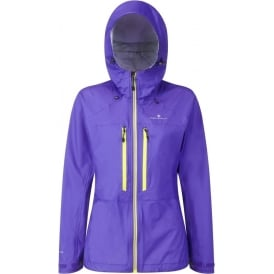 Ronhill Trail Tempest Jacket Purple/Sun Womens